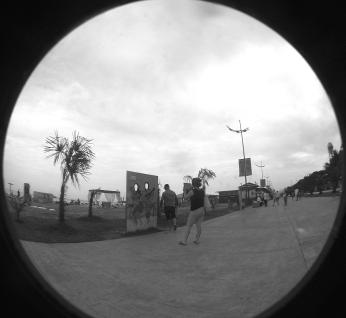 Tourist Pic