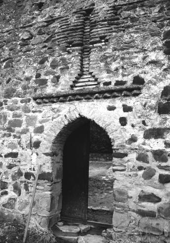Monastery Side Entrance