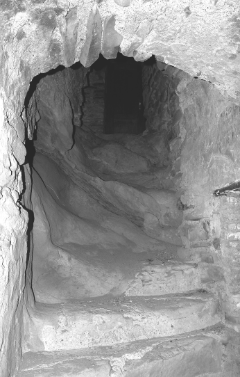 Monk's Stairs