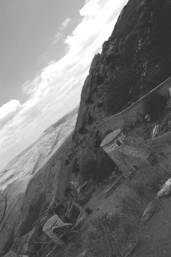 The Allusive Monastery