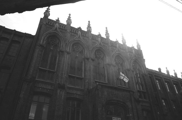 Georgia Gothic - School
