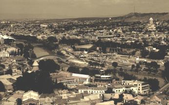 Goodbye Tbilisi