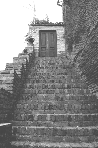 Stairs to the Guardian of the Fire Temple