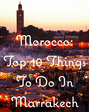 Today eye found reblog marrakech top 10 things to do for Things to do today in manhattan