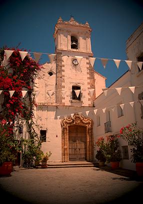 Iglesia de San Francisco de Asisi - Tarifa 286