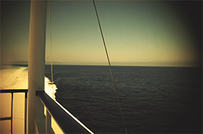 Strait of  Gibralter 286