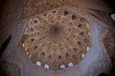 Honeycomb of the Hall of the Abencerrajes