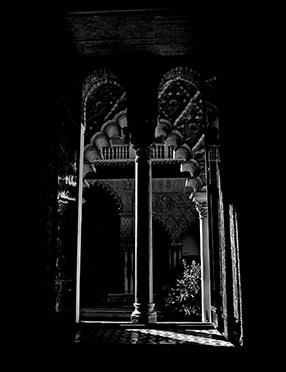 Sevilla - Alcazar Doorway 286