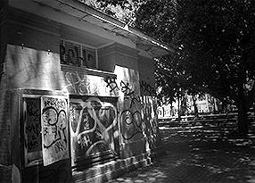 Sevilla - Maria Luisa Park Grafitti 286