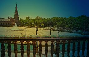 Sevilla - Plaza de España «1»rev 286