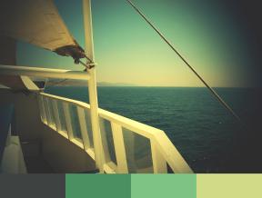Approaching Tarifa Color Palette-