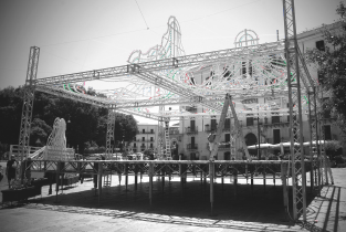 Festival Stage-