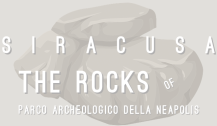 SIRACUSA ROCKS OF THE ARCHELOGICAL PARK-