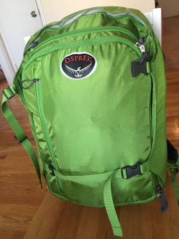 backpack - front